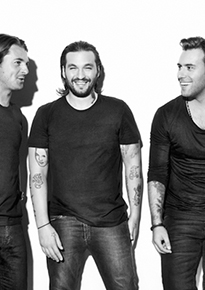 Foto: Swedish House Mafia Milano