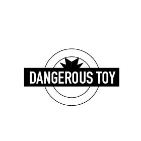 Logo: Dangerous Toy Cafe
