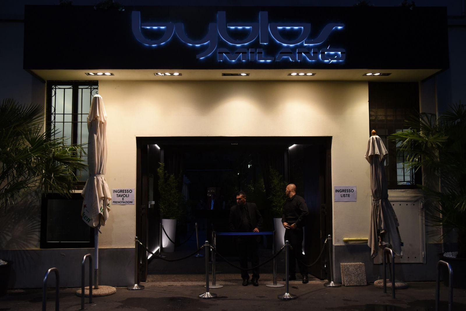 huge discount 85b62 4c6db Byblos Milano - Info, Prenotazioni e Tavoli: +393282345620