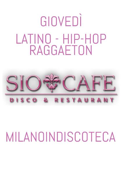 Foto: Giovedi Soy Latino Sio Cafe Milano Bicocca