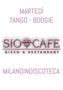 Martedi Tango e Boogie Woogie Sio Cafe Milano Bicocca