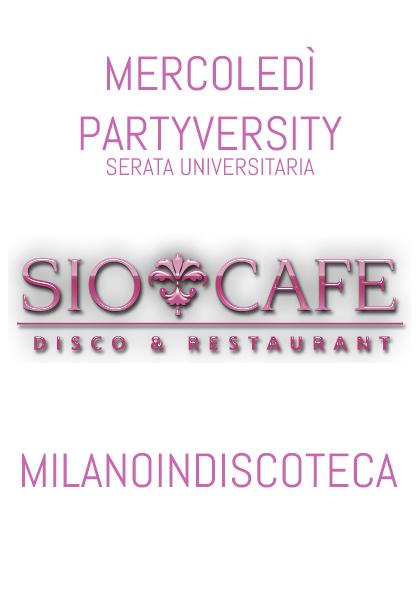 Foto: Mercoledi WTFUNK Sio Cafe Milano Bicocca