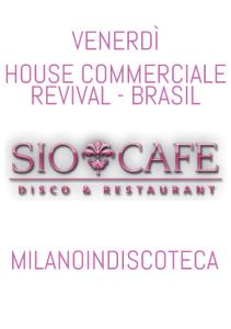 Venerdi Sio Cafe Milano Bicocca