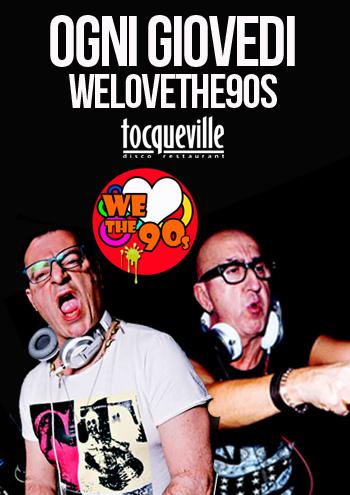 Foto: Giovedi We Love The 90s Tocqueville 13 Milano