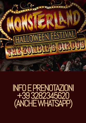 Foto: Monsterland Halloween Milano 2014