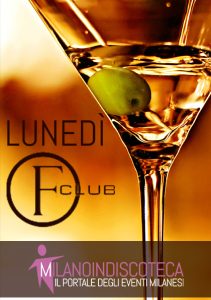 Lunedì Old Fashion Club Milano
