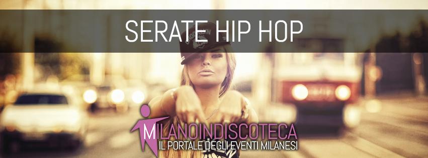 Serate hip hop Milano