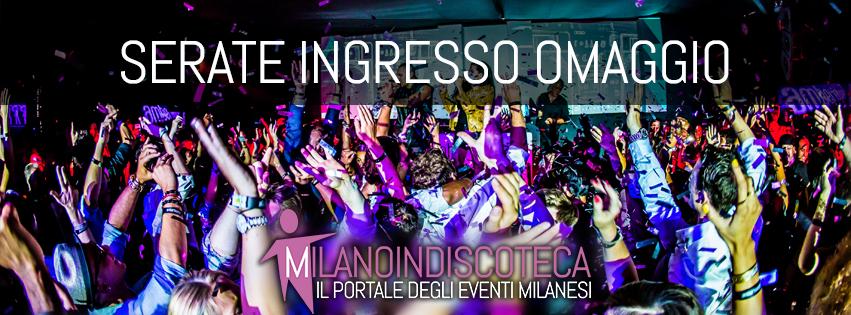 Ingresso Omaggio locali Milano