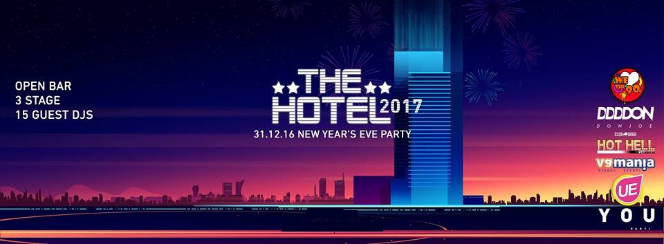 Capodanno The Hotel 2017