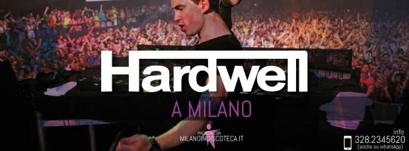 Hardwell Fabrique Milano Sabato 7 Febbraio 2014