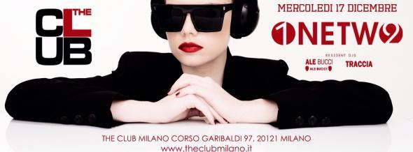 Mercoledì 17 Dicembre One Two The Club Milano