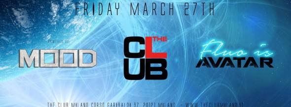 Venerdì The Club Milano 27 Marzo - Milanoindiscoteca