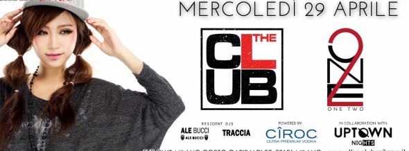Mercoledì Hip Hop The Club - 29 Aprile - milanoindiscoteca