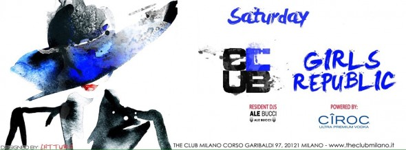 Sabato The Club Milano - Milanoindiscoteca