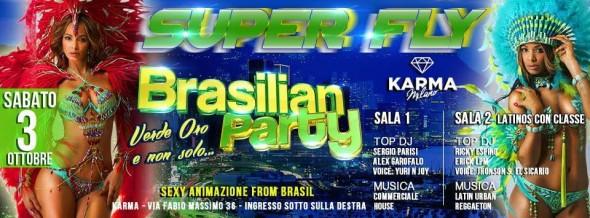 Sabato Karma Milano - 3 Ottobre - Milanoindiscoteca