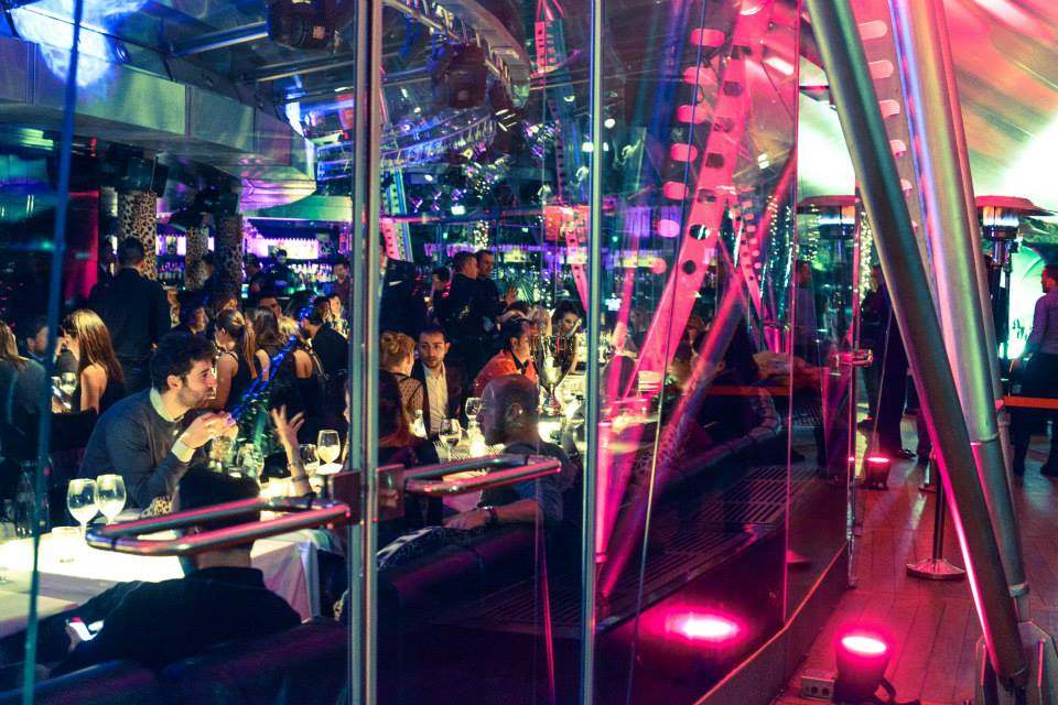 Just cavalli milano info prenotazioni tavoli 393282345620 for Cavalli club milano