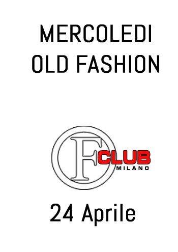 Foto: 24 Aprile Old Fashion Milano