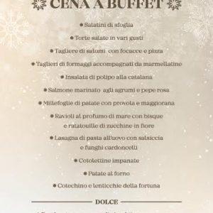 Cena Buffet Capodanno 2016 Ca' Bianca Milano - Milanoindiscoteca