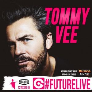 Tommy Vee Fabrique Milano - Milano In Discoteca