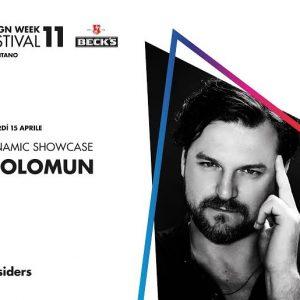 Solomun Diynamic showcase Fabrique Milano - Milanoindiscoteca
