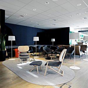 Lounge Novotel Linate Milano - Milanoindiscoteca