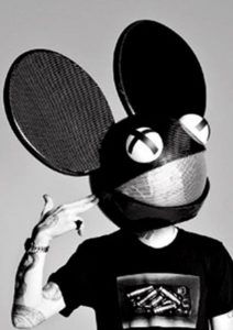 Deadmau5 Milano Social Music City