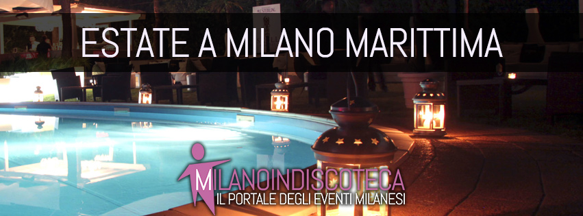 Discoteche Milano Marittima