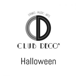 Halloween Club Deco Milano