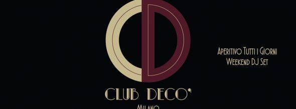 banner club deco' milano milanoindiscoteca
