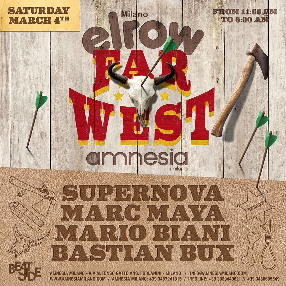 Foto: Elrow Official Party – Carnevale Amnesia Milano