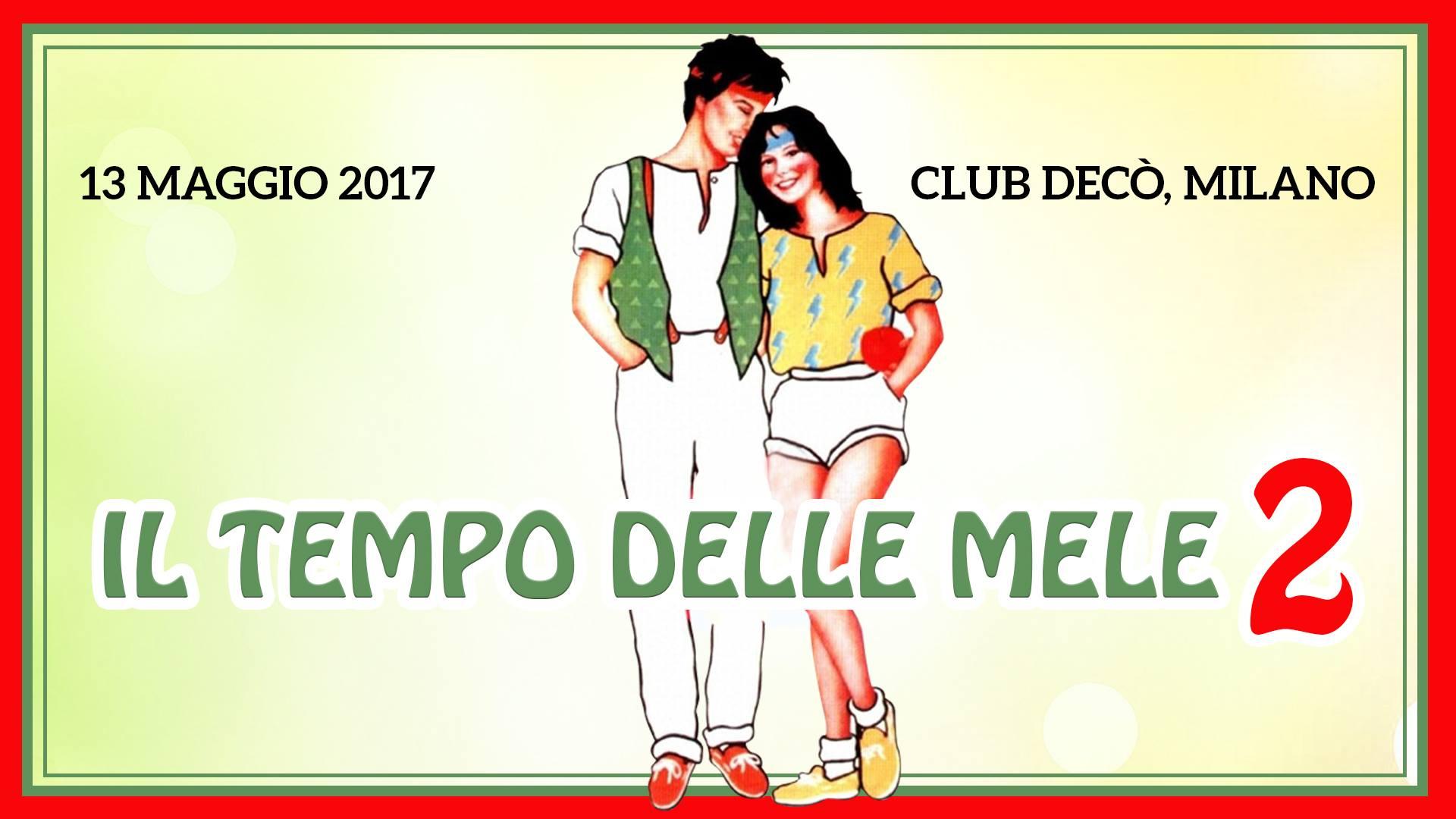 Single party milano club deco info e prenotazioni 39 3282345620 - Club deco ...