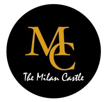 Logo: The Milan Castle Castello con piscina Paderno