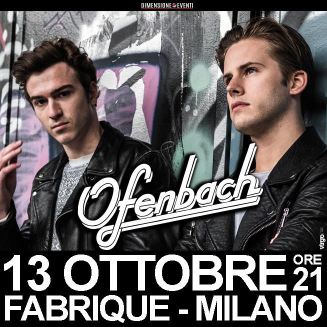 Foto: Ofebach Fabrique Milano – ANNULLATO