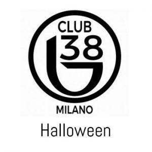 Halloween B38 Club Milano