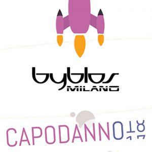 Capodanno Byblos Milano