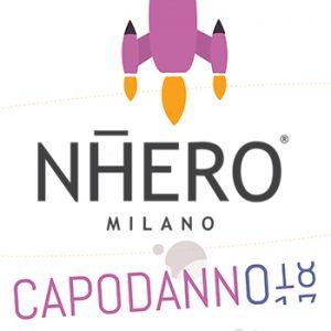 Capodanno Nhero Cafe Milano