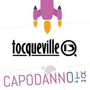 Capodanno Tocqueville Milano