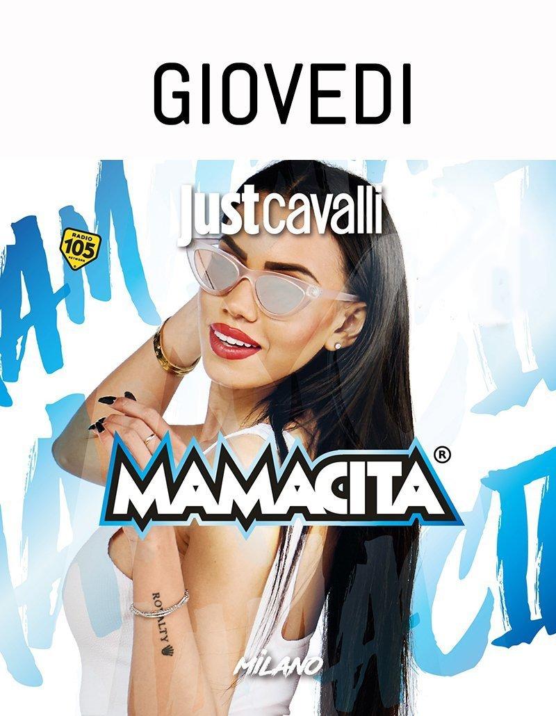 Foto: Giovedi mamacita Just Cavalli Milano