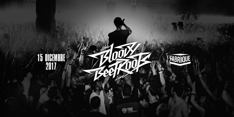 Foto: The Bloody Beetroots Live Fabrique Milano