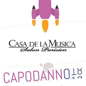 Capodanno Casa della Musica Milano