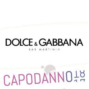 Capodanno Bar Martini Dolce & Gabbana