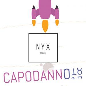Capodanno Nyx Hotel Milano