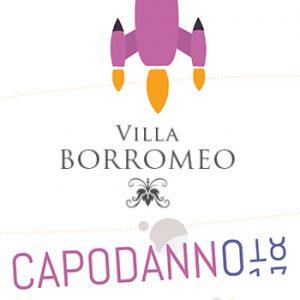Capodanno Villa Borromeo Cassano d'Adda