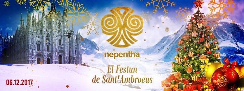 Foto: El Festun de Sant'Ambroeus Nepentha Club Milano