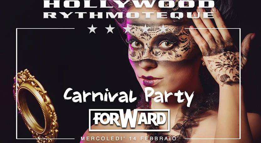 Foto: CARNIVAL PARTY Hollywood Milano