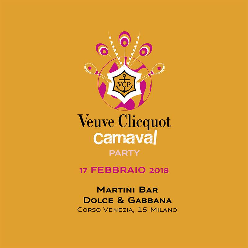 Foto: Festa di carnevale Dolce e Gabbana Bar Bistrot Martini Milano