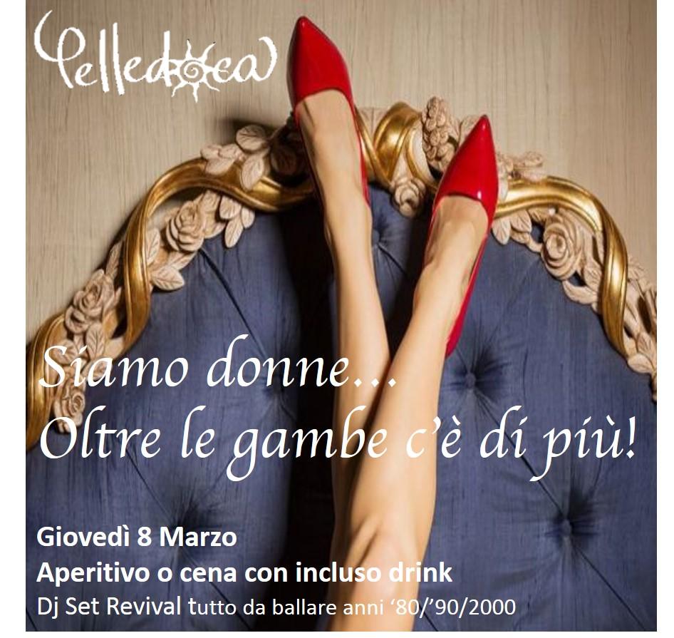 Foto: Festa della Donna Pelledoca Milano