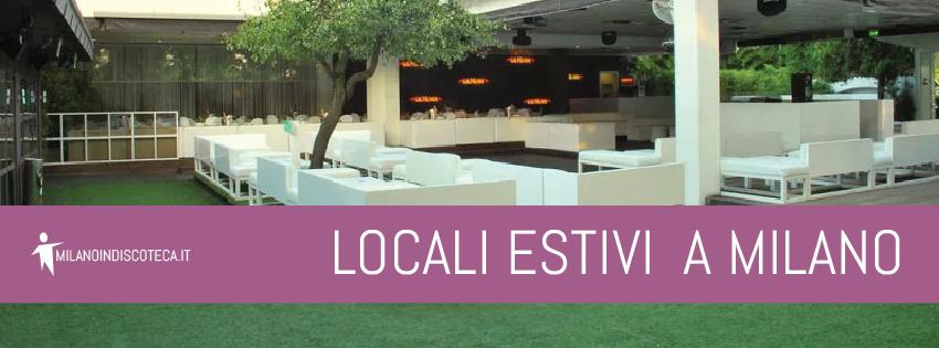 Locali Estivi Milano