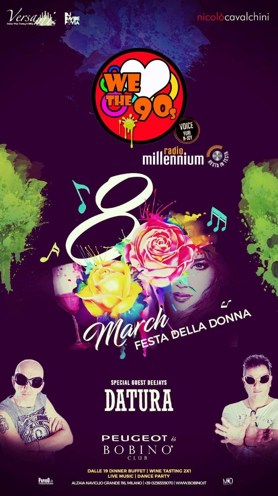 Foto: Festa della Donna Bobino Milano