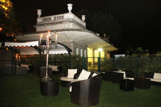sala privata First Club Milano
